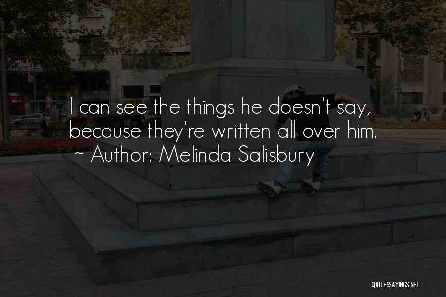Melinda Salisbury Quotes 1325003