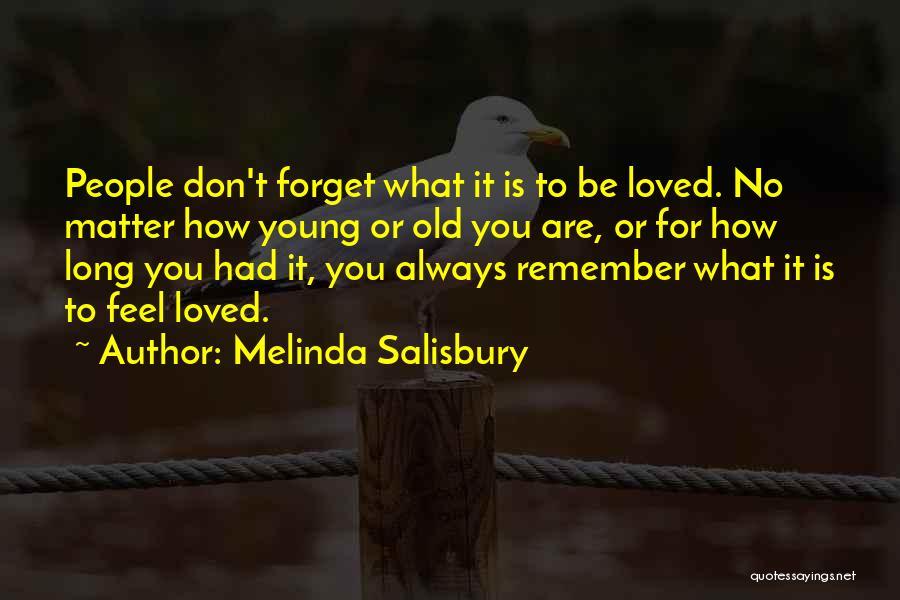 Melinda Salisbury Quotes 1663458