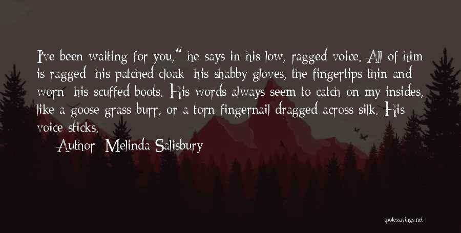 Melinda Salisbury Quotes 1803349