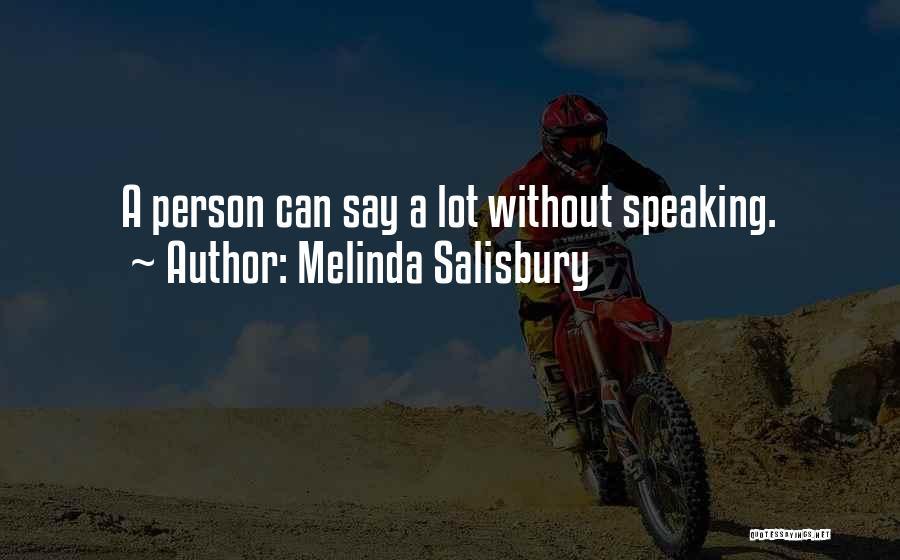 Melinda Salisbury Quotes 2175353