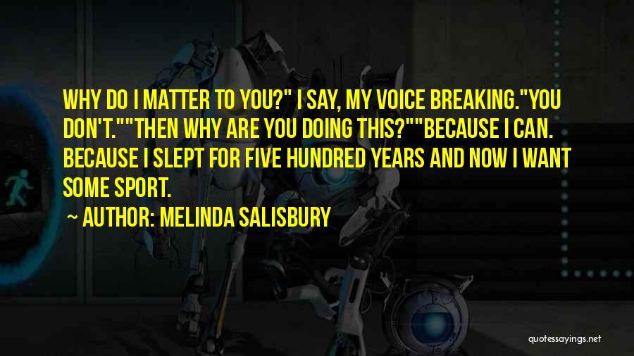 Melinda Salisbury Quotes 405010