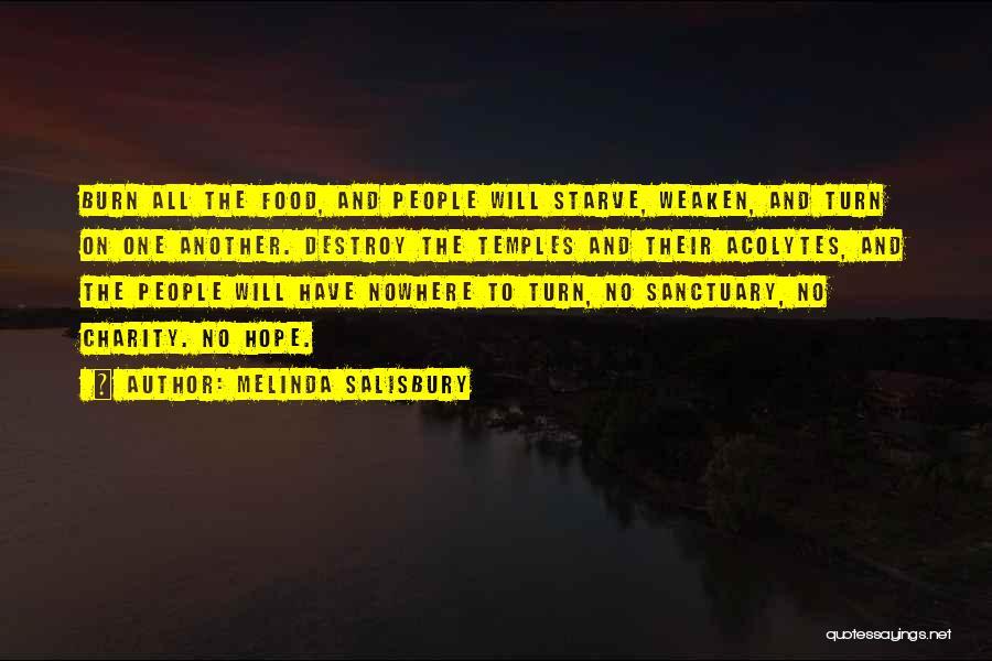 Melinda Salisbury Quotes 570140