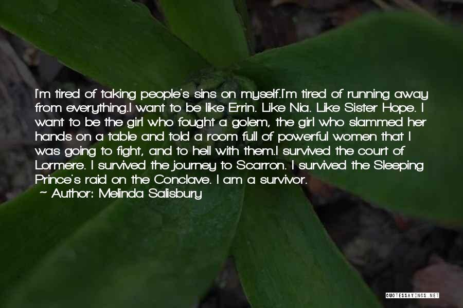 Melinda Salisbury Quotes 804495