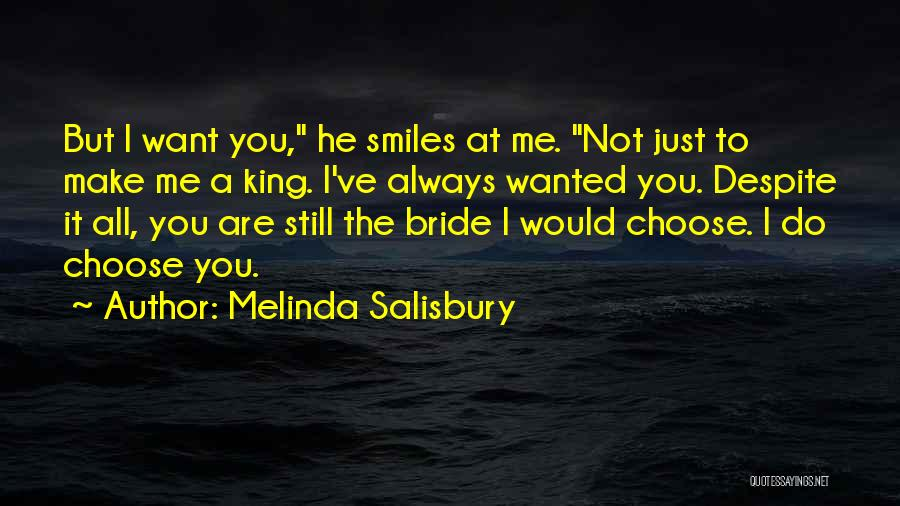 Melinda Salisbury Quotes 834156