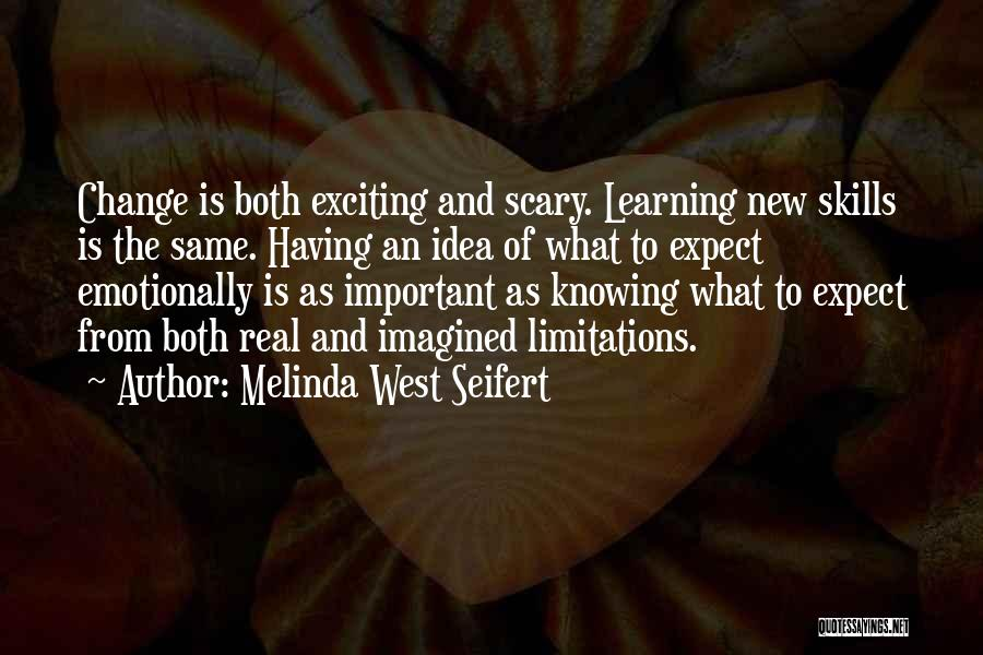 Melinda West Seifert Quotes 1952563