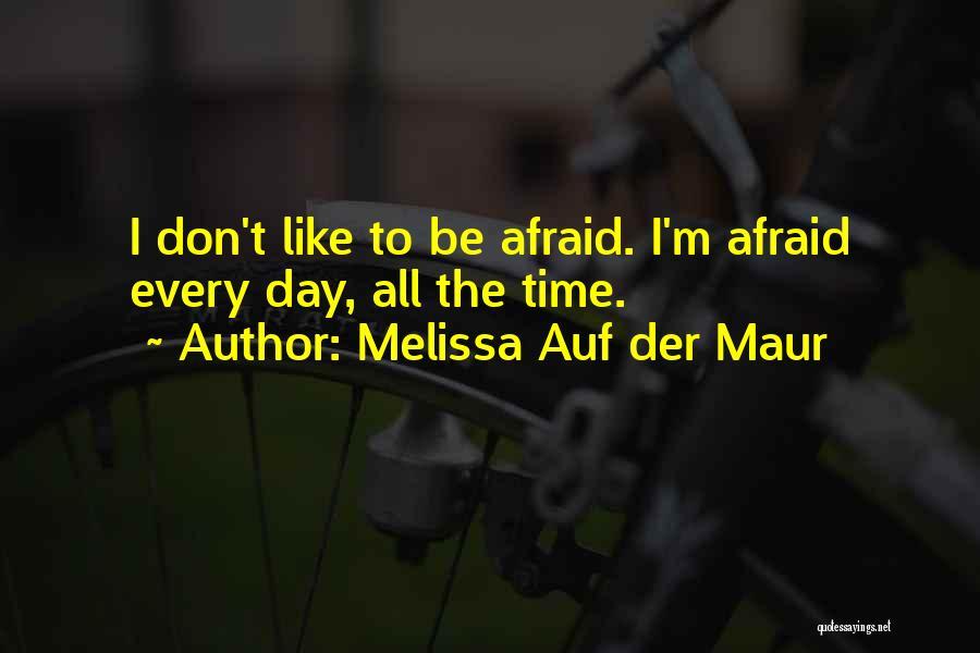 Melissa Auf Der Maur Quotes 1349288