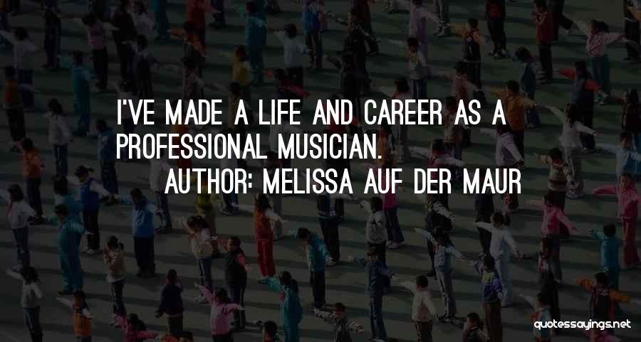 Melissa Auf Der Maur Quotes 2232279