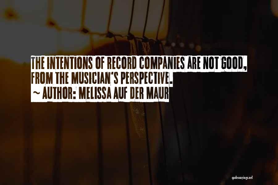 Melissa Auf Der Maur Quotes 537715