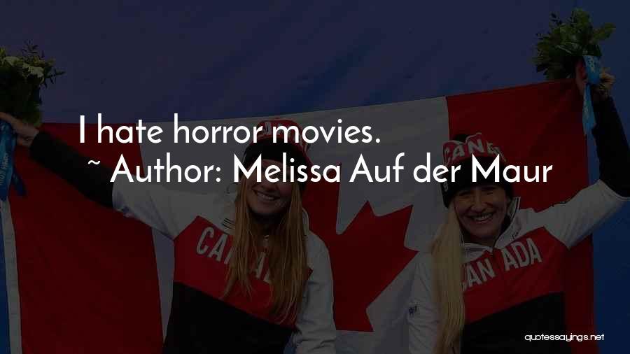 Melissa Auf Der Maur Quotes 620975