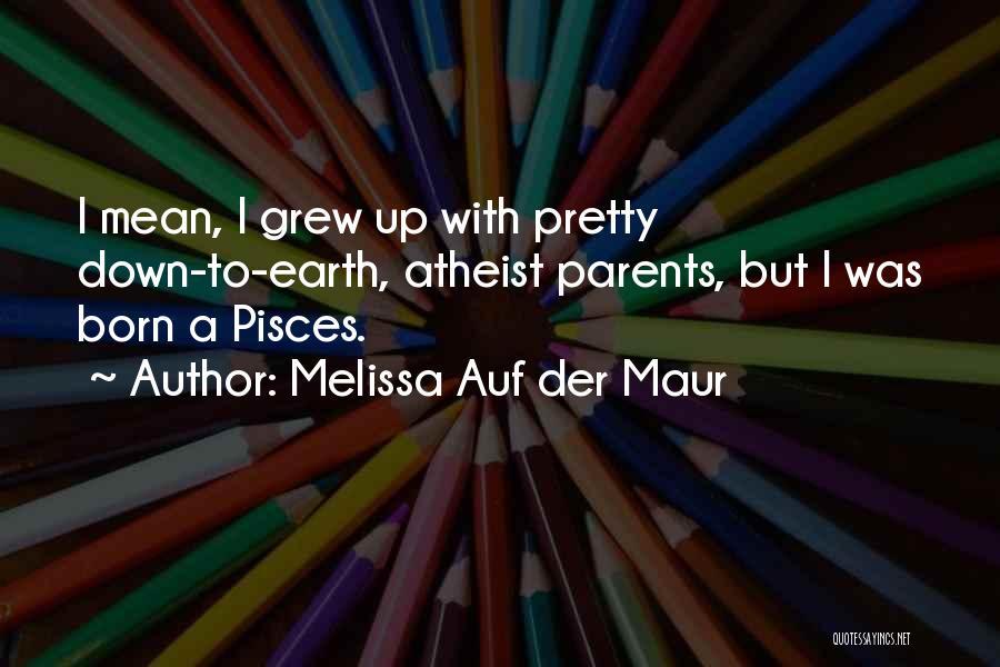 Melissa Auf Der Maur Quotes 869941