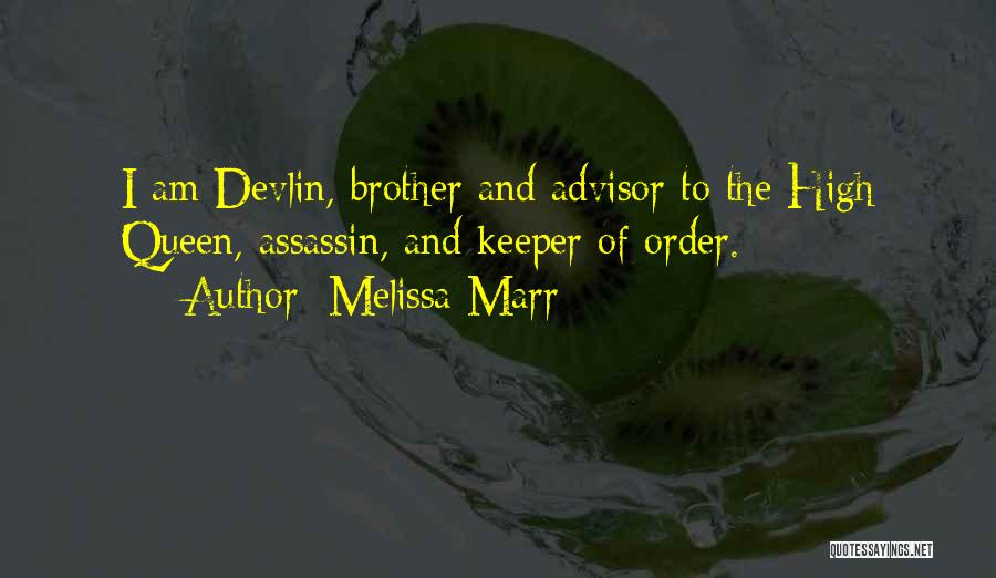 Melissa Cox Quotes By Melissa Marr