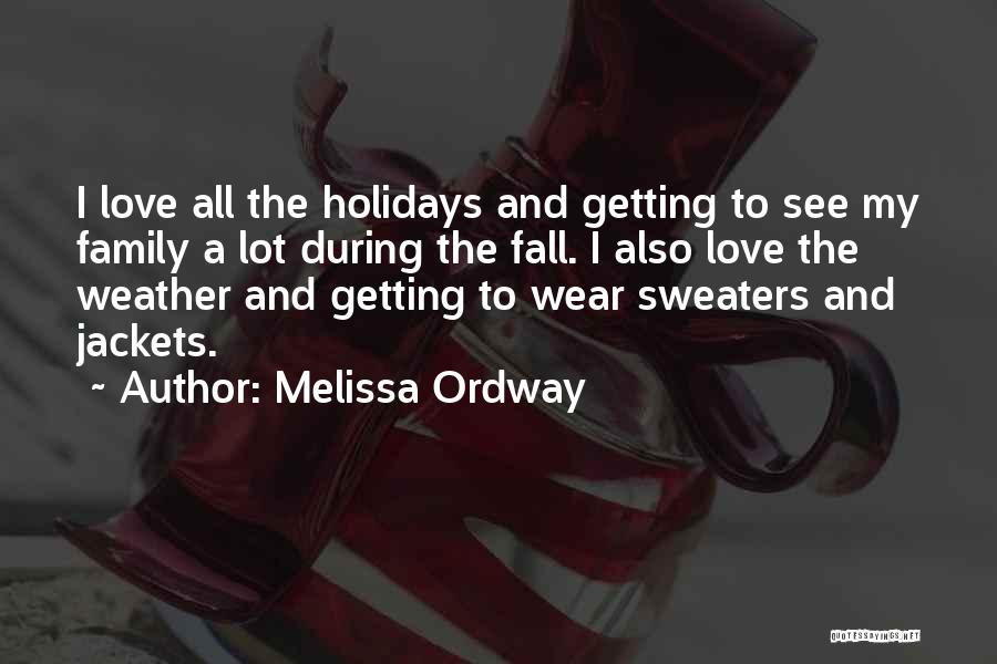 Melissa Ordway Quotes 1984344