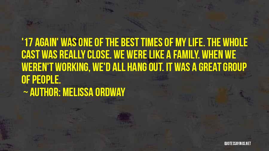 Melissa Ordway Quotes 600089