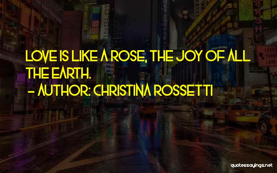 Memorable Quotes By Christina Rossetti