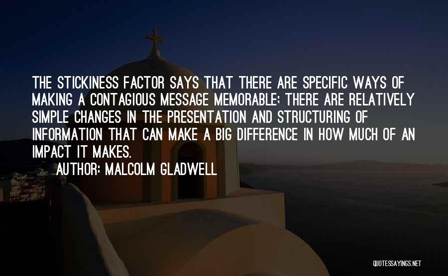 Memorable Quotes By Malcolm Gladwell
