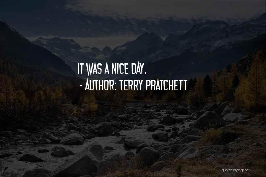 Memorable Quotes By Terry Pratchett