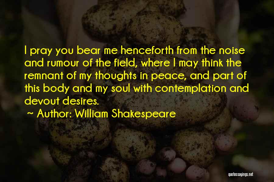 Memorable Quotes By William Shakespeare