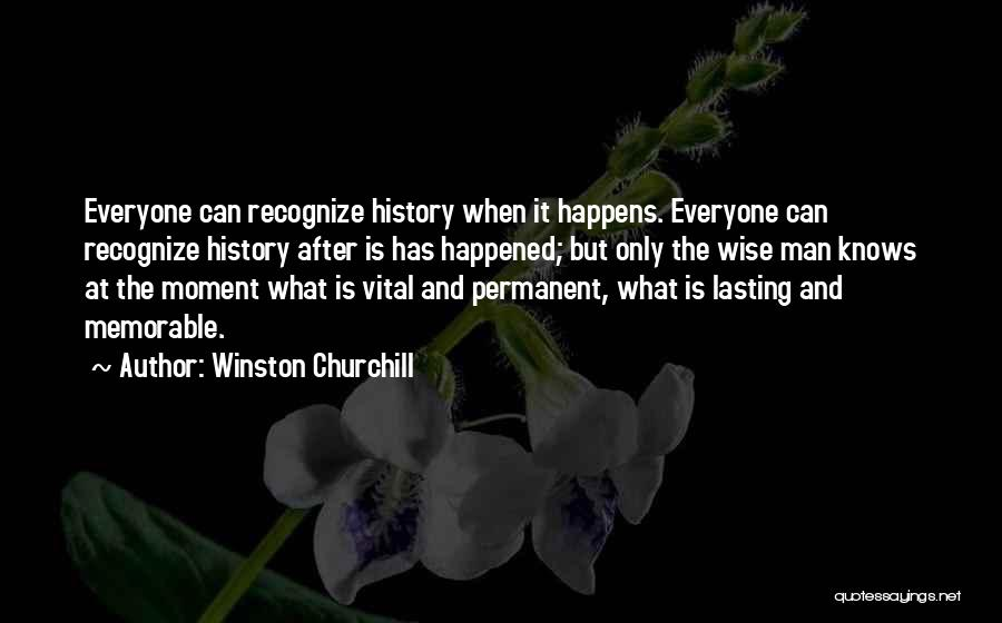 Memorable Quotes By Winston Churchill