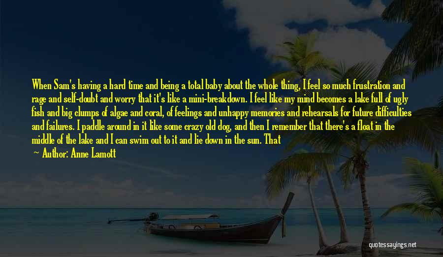 Memories And Friends Quotes By Anne Lamott