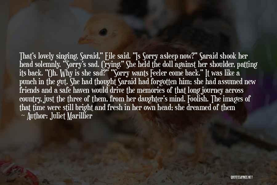 Memories And Friends Quotes By Juliet Marillier