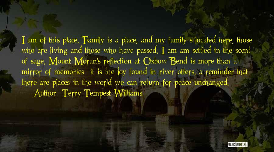 top quotes sayings about memories and places