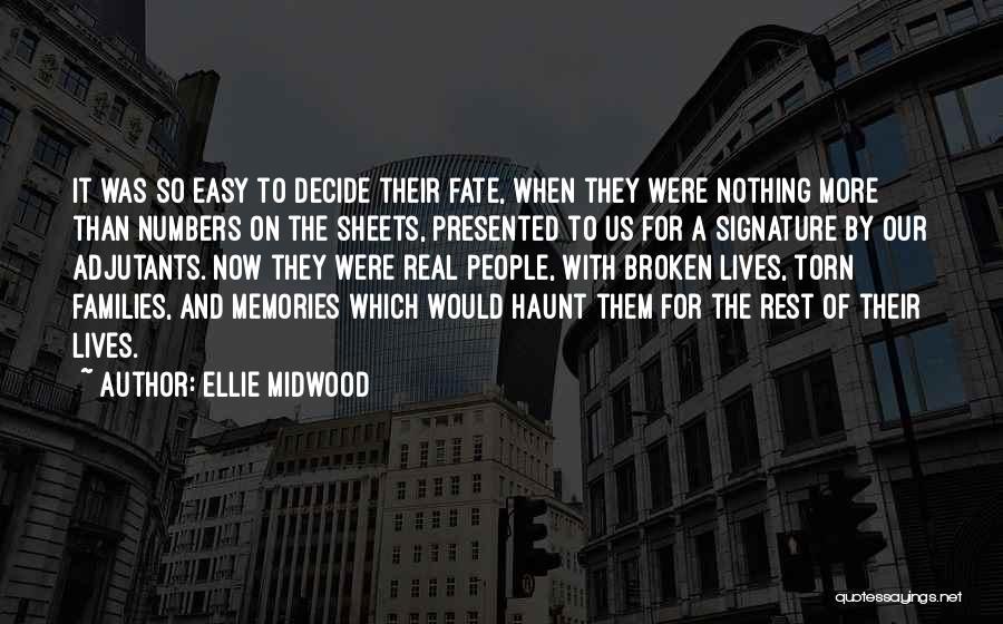 Memories Haunt Quotes By Ellie Midwood