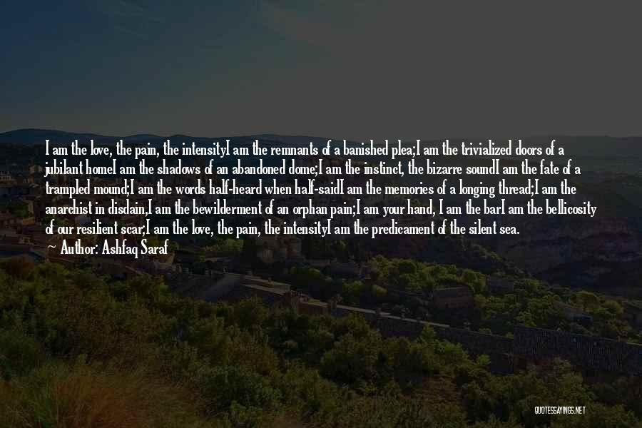 Memories Of Home Quotes By Ashfaq Saraf