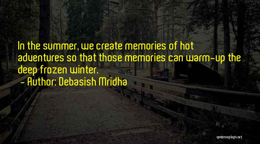 Memories Oscar Wilde Quotes By Debasish Mridha