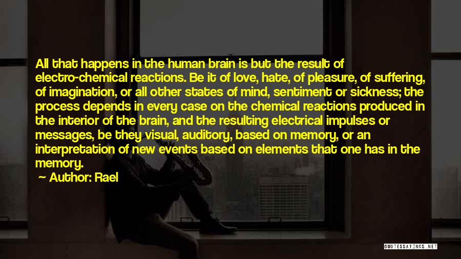 Memory And The Brain Quotes By Rael