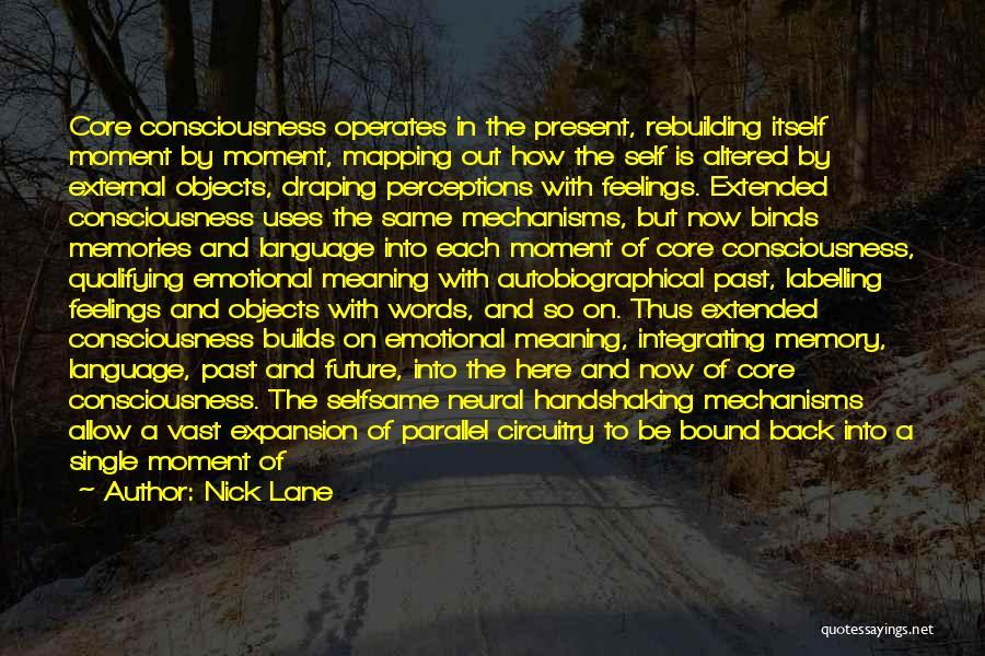 Memory Lane Quotes By Nick Lane