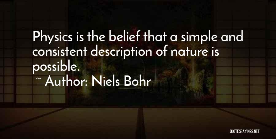 Mens Birthday Quotes By Niels Bohr