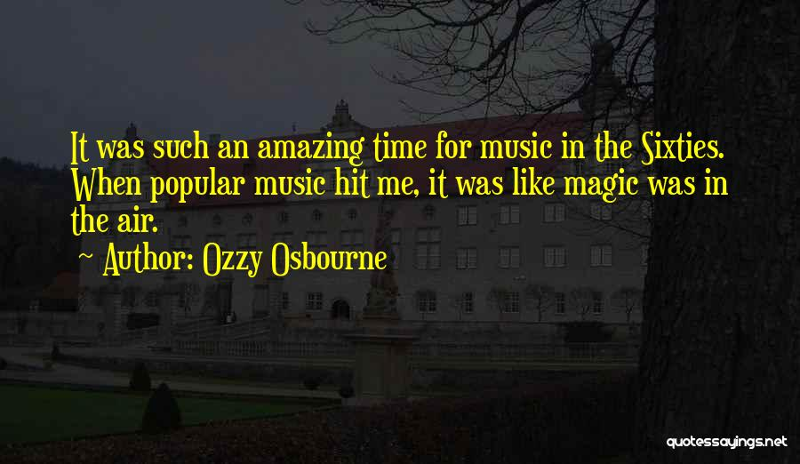 Mens Birthday Quotes By Ozzy Osbourne