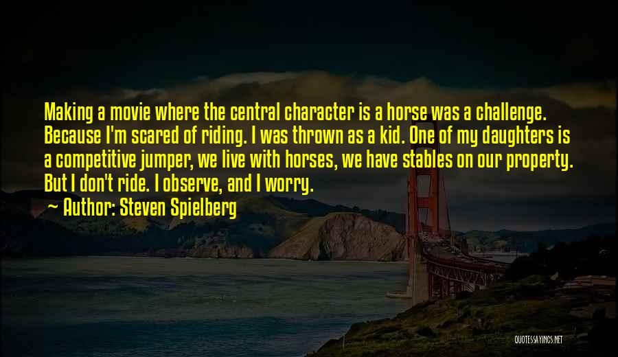 Mephisto South Park Quotes By Steven Spielberg
