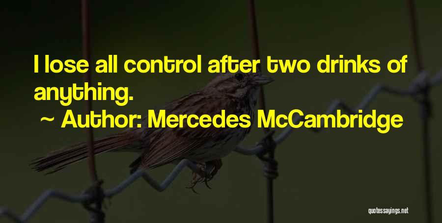Mercedes McCambridge Quotes 1033368