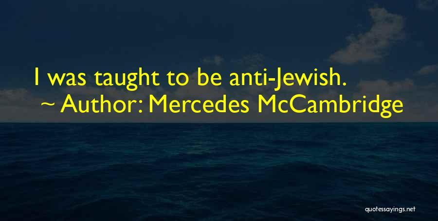 Mercedes McCambridge Quotes 129992