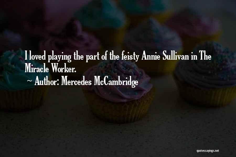 Mercedes McCambridge Quotes 139851