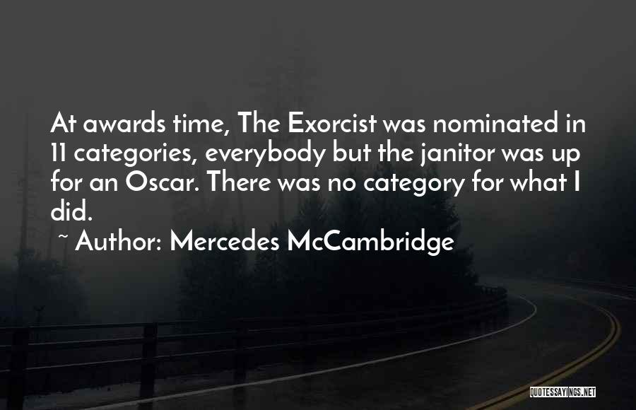 Mercedes McCambridge Quotes 1402455