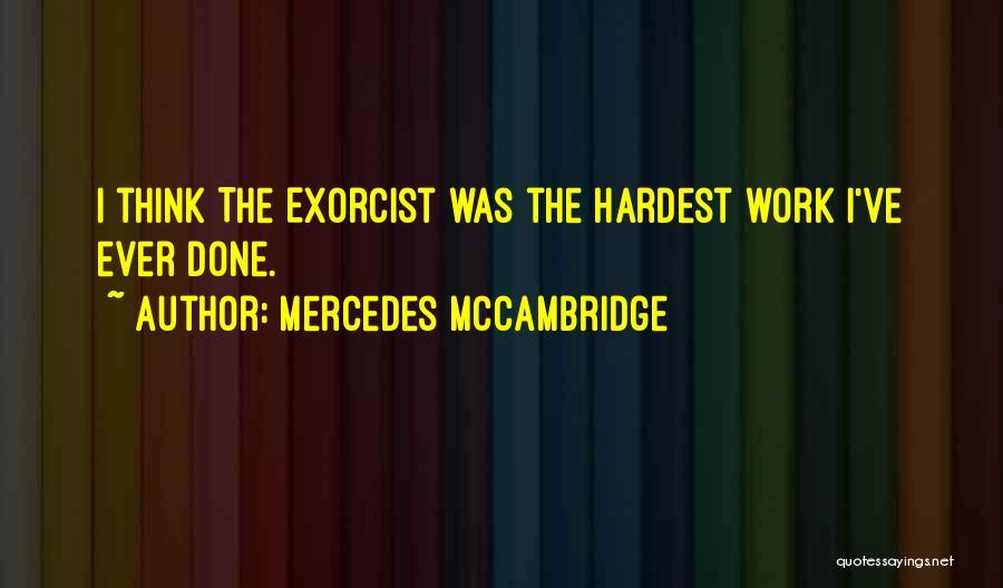 Mercedes McCambridge Quotes 1628244