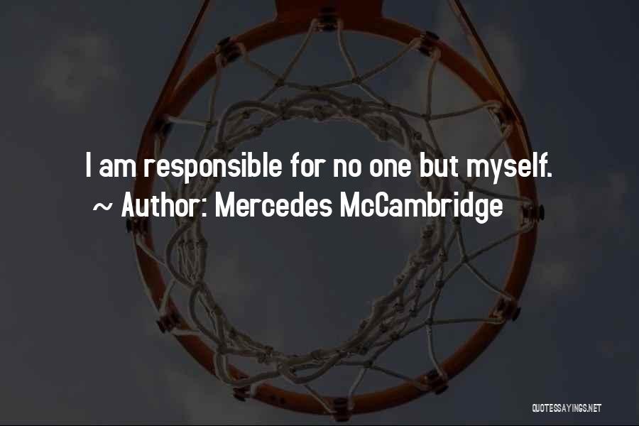 Mercedes McCambridge Quotes 1648315