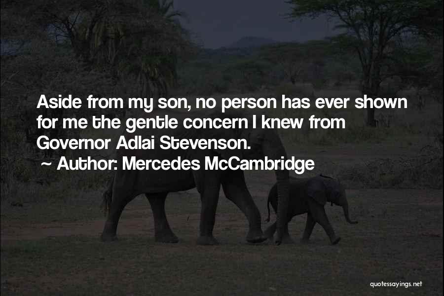 Mercedes McCambridge Quotes 1927659