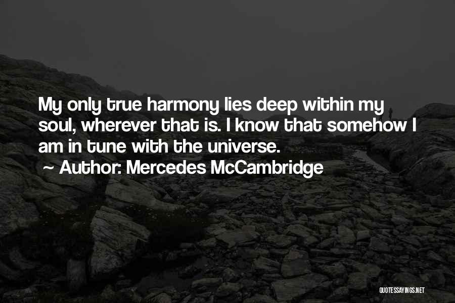 Mercedes McCambridge Quotes 1958929