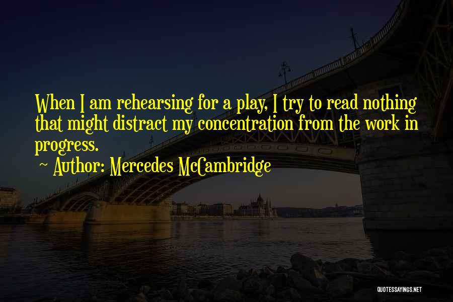 Mercedes McCambridge Quotes 2208934