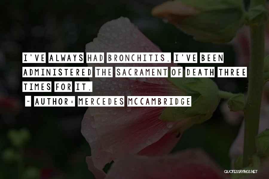Mercedes McCambridge Quotes 244803