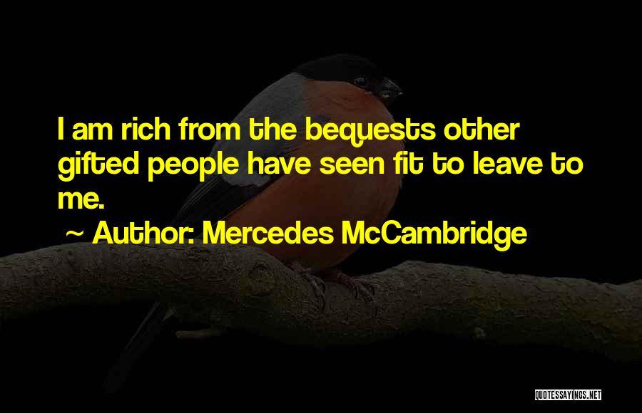 Mercedes McCambridge Quotes 258712