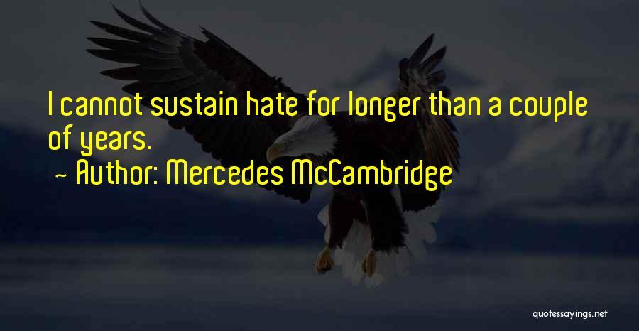 Mercedes McCambridge Quotes 458358