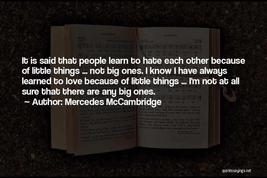 Mercedes McCambridge Quotes 627749