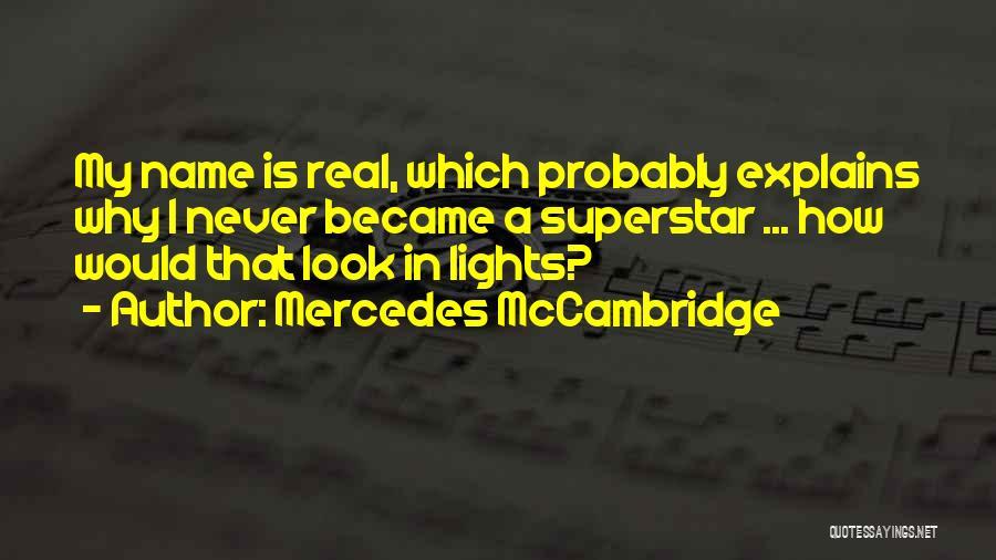 Mercedes McCambridge Quotes 631352