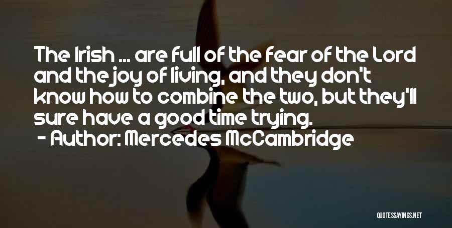 Mercedes McCambridge Quotes 925357