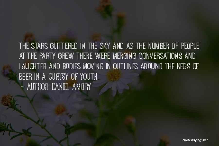 Merging Quotes By Daniel Amory