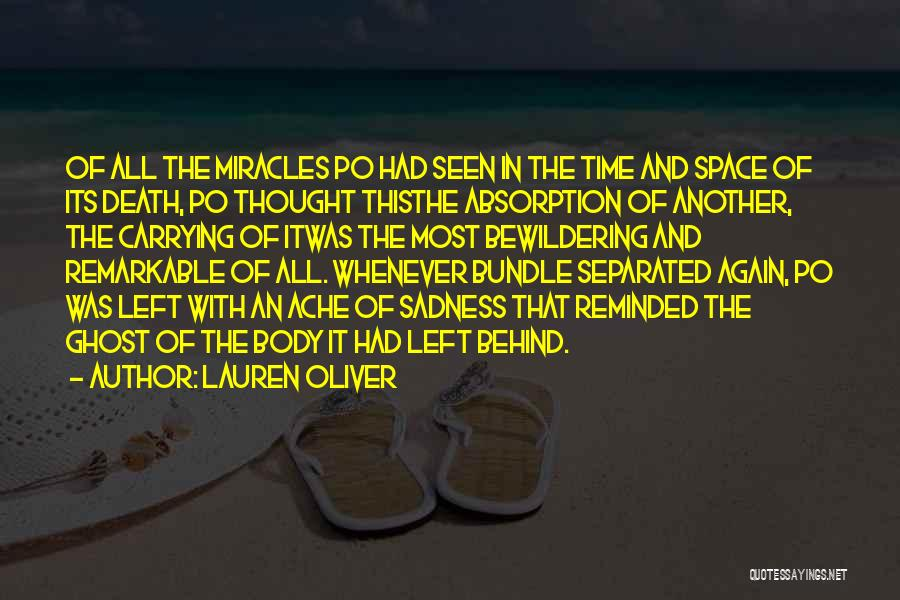 Merging Quotes By Lauren Oliver